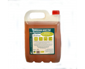 Cредство для очистки от жира и нагара на плитах Bilysna anti fat 5л.