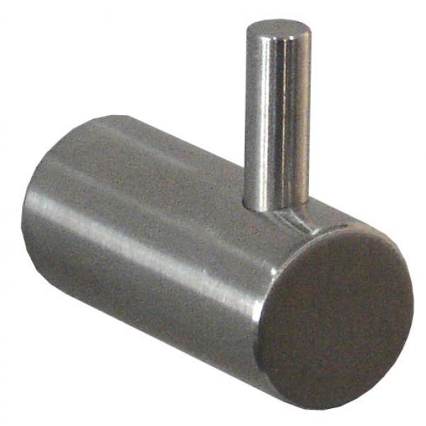 Крючок одинарный нержавеющая сталь AI0010CS