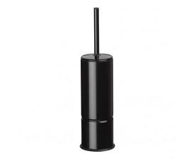 Щетка для унитаза напольная чёрный металл ES0010B