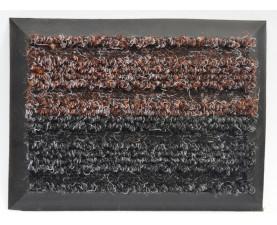 Грязезащитный коврик ЛАН 100х100 коричневый Цена за 1 м.кв.