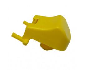 Кнопка желтая для основы 0868  S030569