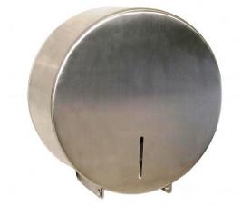 Диспенсер туалетной бумаги джамбо глянцевый 8300С
