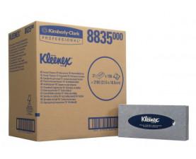 Бумажные салфетки для лица стандартные KLEENEX 8835