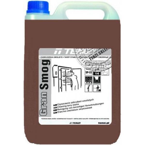 Концентрат для удаления жировых загрязнений 5л. GRAN SMOG SP03/005
