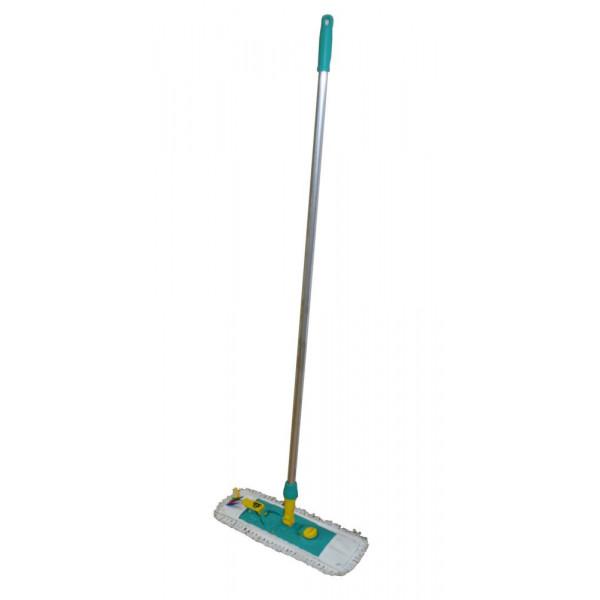 Швабра для влажной уборки с карманами Blik