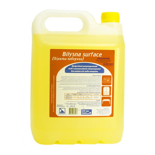 Средство для мытья всех поверхностей Bilysna surface 5л.