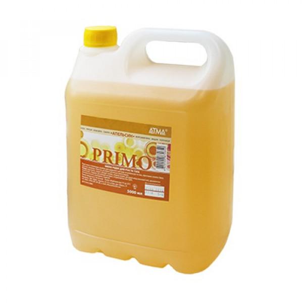 Мыло жидкое для рук и тела PRIMO 5л