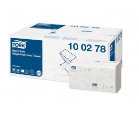 Бумажные полотенца сложение ZZ Tork Premium 100278