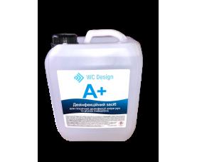 Дезинфицирующее средство для рук и поверхностей А+ 5л Aplus5l