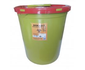 Контейнер для сбора медицинских отходов 25л EA250