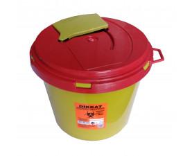 Контейнер для сбора медицинских отходов 3,5л EA35