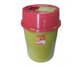 Контейнер для сбора медицинских отходов 30л EA300