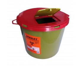 Контейнер для сбора медицинских отходов 8л EA80